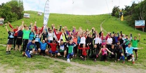 Spring med Team Nordic Trail Stockholm