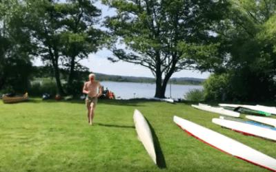 Vad är skillnaden mellan kanot och kajak?