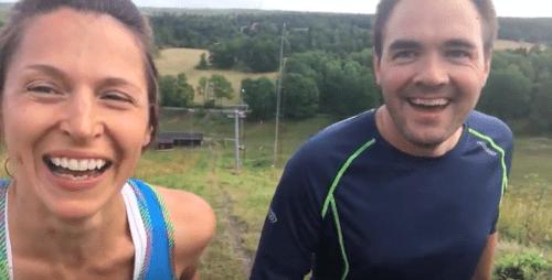 Lekhagen testar –Att börja dagen med backträning