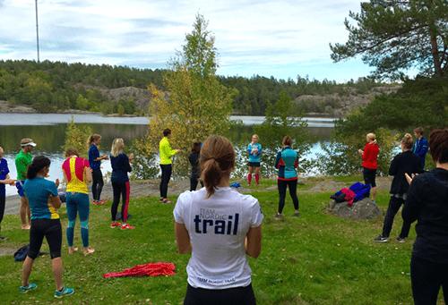Lekhagen testar – Inspiration i Hellas med Team Nordic Trail