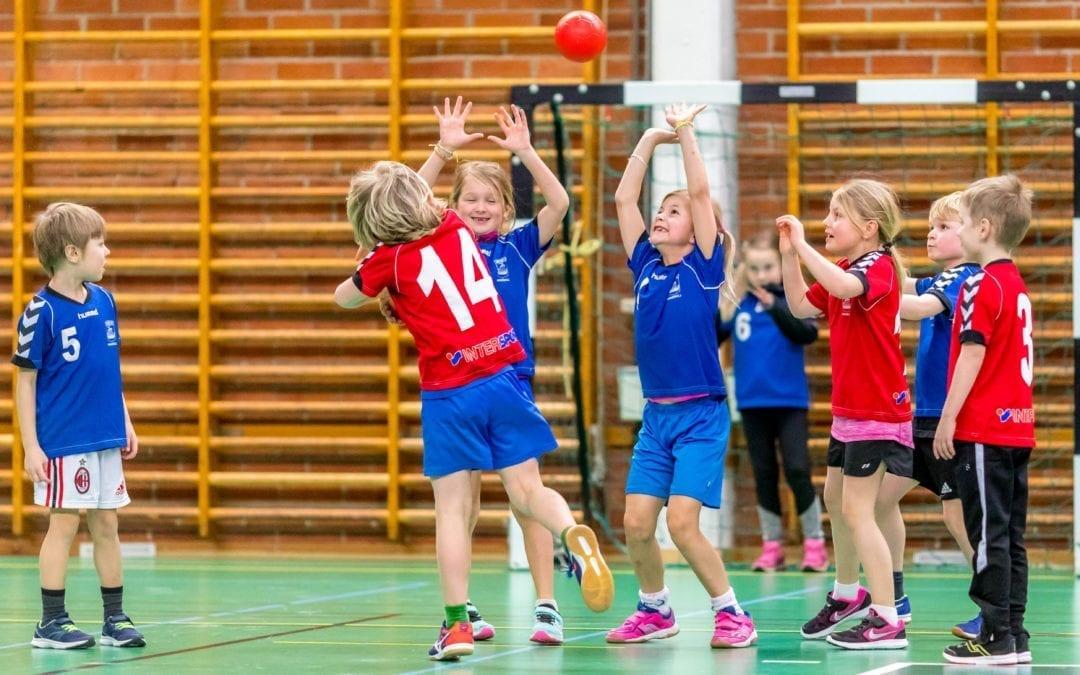 Handbollsskola födda 2011
